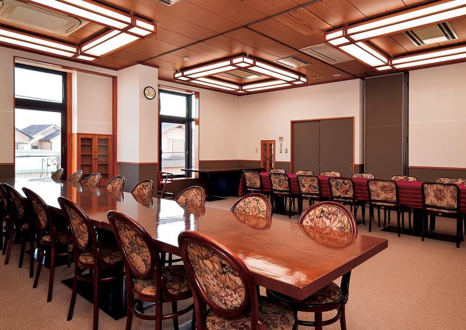 お清め室(ご会食スペース)